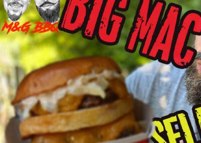 McDonalds Big Mac – nicht original – aber besser als das Original
