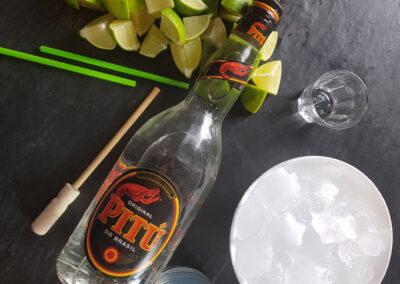Caipirinha – ein Cocktail der immer geht