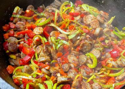 Sau Dopf – ein One Pot Gericht aus dem Dutch Oven